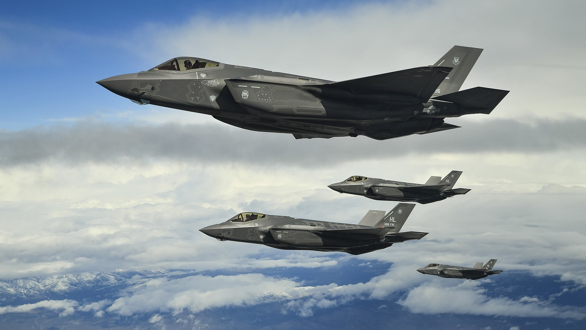 Belgian Air Force Days 2018 : l'Amérique vient et gagne !