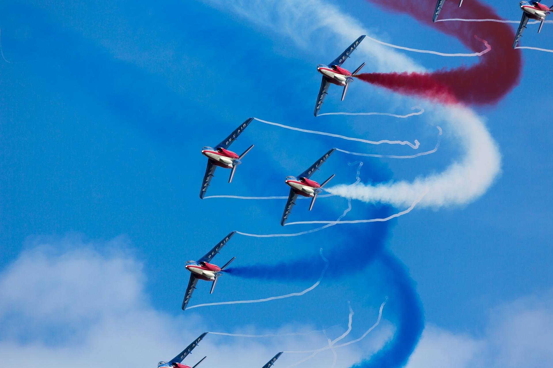 120e anniversaire de l'Aéro-Club de France